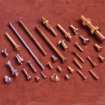 Copper Nuts And Bolts >> Brass Bolts Brass Hexagonal Screws Brass Bolt Nuts Brass Bolts Din