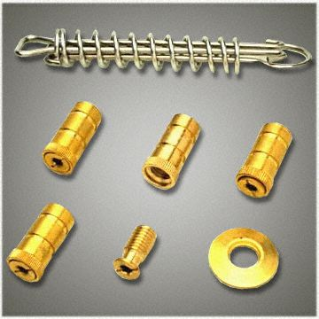Swimming Pool Cover Hardware Accessories For Pool Covers Pool Cover Brass Anchors Pool Cover Stainless Steel Springs